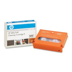 Fita de limpeza HP para unidades DAT de 160GB (Cleaning Cartridge II)  PN: C8015A
